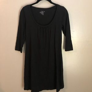 Old Navy   Longsleeve Black Dress